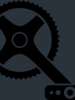 Bicycle gear and pedal
