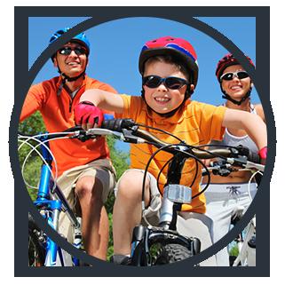 Happy Bicycle Customers at Bike Sport Bicycles, Oldsmar, FL