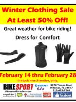 2017 Winter Clothing Sale