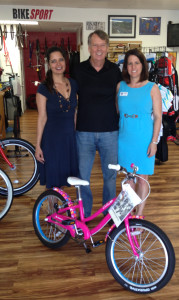 BikeSport and Oldsmar Cares, Easter Bike Raffle and Giveaway