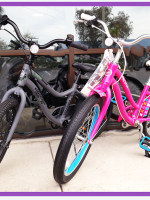 Kids Bike Easter Raffle Giveaway