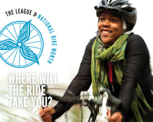 League of American Bicyclists - Bike Month