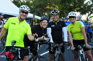 Cystic Fibrosis - Cycle for Life Ride - St. Petersburg, FL