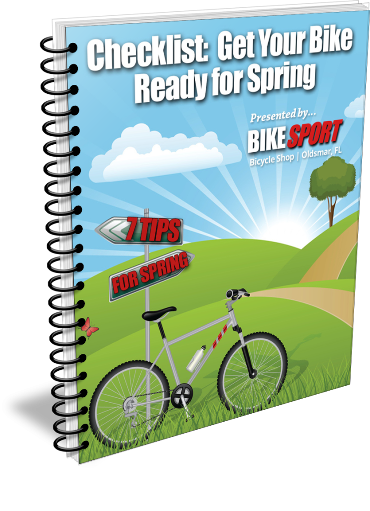 Get your bike ready for spring, with this 7 point checklist