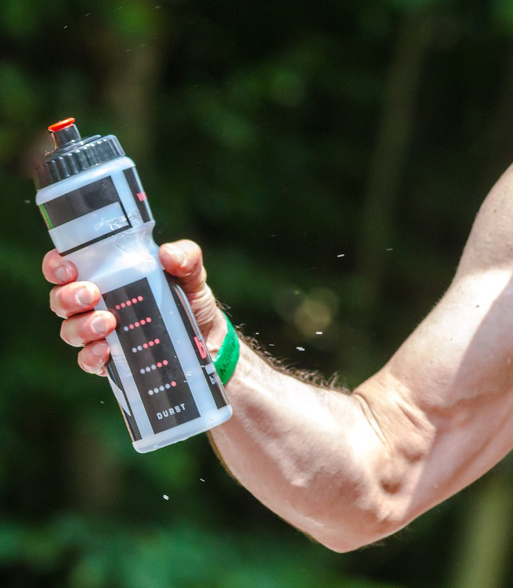 How much to drink in HOT weather
