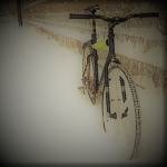 winter bike