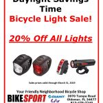 20% OFF LIGHT SALE