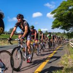 Hazards in Paceline Cycling